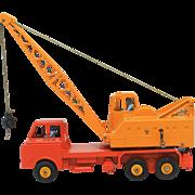 Dinky Toys Supertoy 20 Ton  Coles Mobile Crane Nbr 571