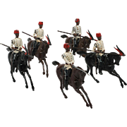 Britains Lead Soldier Set No. 115 Egyptian Cavalry