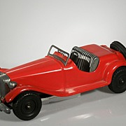Hubley Diecast MG Sports Roadster