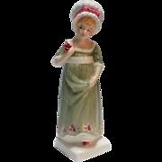 Royal Doulton figurine Kate Greenway series Ruth HN 2799
