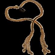 Vendome tassel necklace in Eternum 1970's