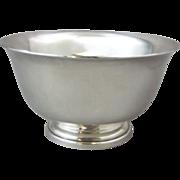 Georg Jensen Sterling Silver Bowl Paul Revere