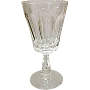 REDUCED Waterford Irish Crystal Glencree Water Goblet 6-7/8 Circa 1960