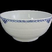 """Royal Copenhagen Princess Bowl Décor 1104 Round Salad Bowl 9.25"""""""