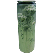 Willets Belleek American Arts & Crafts Ceramic Vase C1900