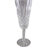 Waterford Irish Crystal Lismore Champagne Flute