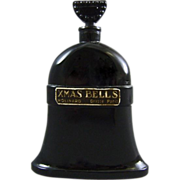 REDUCED XMAS Bells Molinard Grasse Paris Perfume Bottle Rare Variation Herrera S en C. Habana