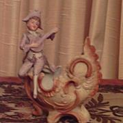 Early German Porcelain Figure