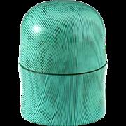 c.1950s Scent Perfume Bottle In Phenolic Container