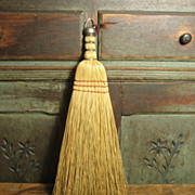 SALE Grandma's Unusually Extra Long Vintage Whisk Broom