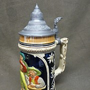 SALE French Zone Germany Stein, circa 1945-1949