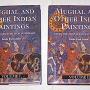 "Linda York Leach, ""Mughal and Other Indian Paintings from the Chester Beatty Library,"" ..."