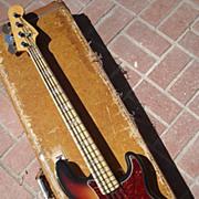 1972 Fender Precision Bass w/ Fender Jazz Neck