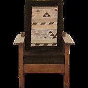 L & JG Stickley Signed Reclining Arts & Crafts Antique 1905 Morris Chair