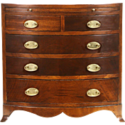 Mailtand Smith Signed Miniature Vintage Collector or Jewelry Chest