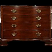 Baker Historic Charleston Signed Chest or Dresser