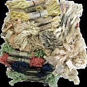 SOLD Royal Society And Heminway's Embroidery Floss