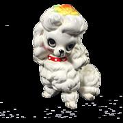 SALE Josef Originals Ceramic Poodle Figurine
