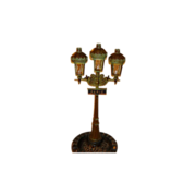 Vintage Corday Perfume Lamp-Post with Ashtray Base ~ Complete ~ an Extraordinary Treasure and