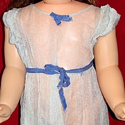 SOLD Vintage 1930's tagged Cinderella frock Shirley Temple brand dress