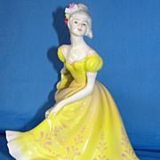 "SALE Royal Doulton bone china / porcelain figurine ""Ninette"" HN 2379"