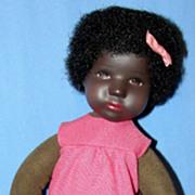 SALE Rare Mint in Box Black Daumlinchen Kathe Kruse Girl Doll