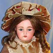 SALE Antique Early Kammer & Reinhardt Bisque Doll Mold # 191