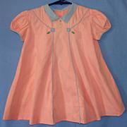 SOLD Vintage Nannette Toddler's Little Girl Dress