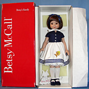 SALE Tonner Betsy McCall Club Doll Exclusive w/ Original Box & Extras