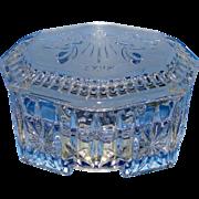 SALE Beautiful Waterford Crystal 1998 Christmas Music Box