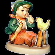 SALE Hummel figurine #63 Singing Lesson TMK 6