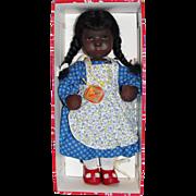 SALE Rare Kathe Kruse Black Daumlinchen Doll-Mint in Box