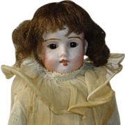 Antique German Doll All Original
