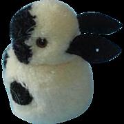 Steiff Pom Pom Woolen Rabbit
