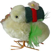 Vintage Easter Chick