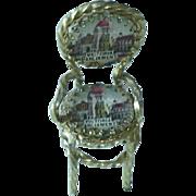 Miniature English Doll Chair