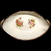 Papier Mache Bowl Austria 19th Century