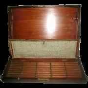 Easel Art Box Combination 19th Century England Ingenious