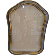 SALE Early 20th Century Gesso Easel Picture Frame