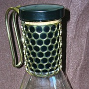 1960's Corning Pyrex Coffee Pot/Beverage Server/Decanter