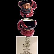 Royal Doulton Character Jug John Falstaff Large Size