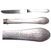 "Community Silverplate Paul Revere Pattern 9 & 1/2"" Dinner Knife"