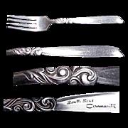 "Community Plate South Seas Pattern 7 & 1/2""  Fork"