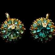 Early Screw-Back Coro Earrings