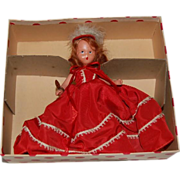 Storybook Bisque Doll #198 For December Just A Dear