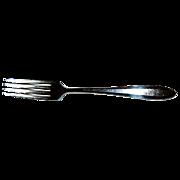 "Patrician Community 1914 Silverplate 7 3/4""  Pair of Dinner Fork"