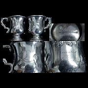 Mid 19th Century Coin Silver Mug