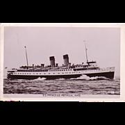 "RPPC ""S.S. Princess Patricia Postcard"
