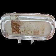 Store Change Dish / Paperweight Souvenir of Williamsburg VA