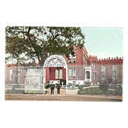 "Postcard ""Early Oregon State Penitentiary"""